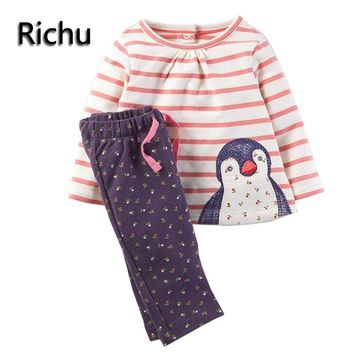 toddler girl clothing sets sports suit for girl set christmas 2017winter thanksgiving outfit gift kids tales children clothing
