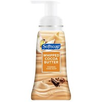 Softsoap Whipped Cocoa Butter Foaming Hand Soap, 8 fl oz - Walmart.com