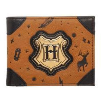 Harry Potter Wallet Harry Potter Fashion Harry Potter Gift Harry Potter BiFold Wallet Harry Potter Accessories