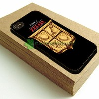 Bn3 The Legend of Zelda Case Cover For Iphone 5 / 5s