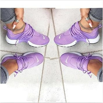 NIKE Air Presto Woman Running Sneakers Sport Shoes