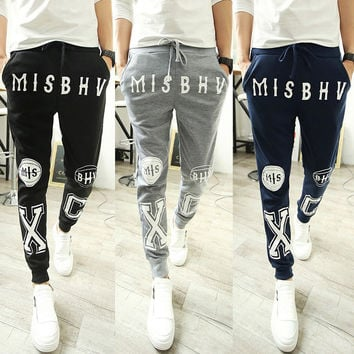 Men Pants Men's Fashion Korean Sportswear [6504485767]