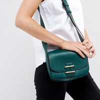 French Connection Square Bag at asos.com