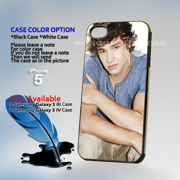 Liam Payne One Direction, Photo Hard Plastic iPhone 5 Case Cover