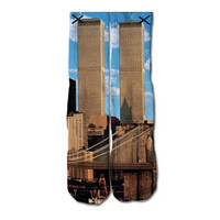 Twin Towers Socks