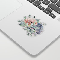 Pretty Succulents by Nature Magick Sticker by naturemagick