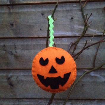 Halloween Decoration - Pumpkin - Halloween ornament - Halloween decor