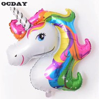 Unicorn Helium Balloon For Parties Decoration