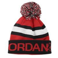 Jordan Go Two Three Pom Beanie at Eastbay