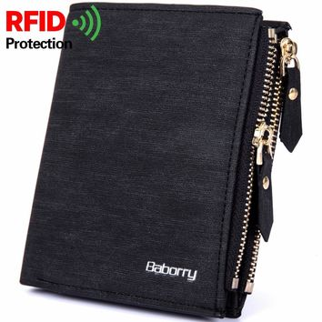 RFID Theft Protec Coin Bag