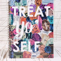 Treat Yourself Notebook