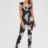 Flower Of Good Ruffled Jumpsuit GoJane.com