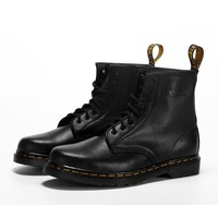 Dr.Martens Woman Men Leather Outdoors Ankle Boots Martens Boots Shoes