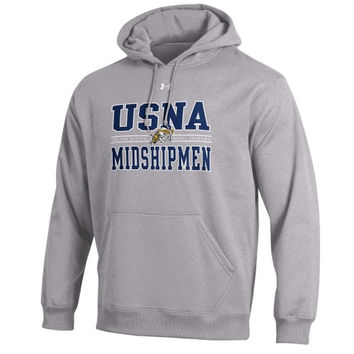 Shop Navy Midshipmen Under Armour on Wanelo