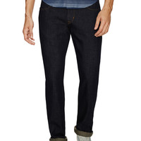 Wide Relaxed Straight Fit Jeans