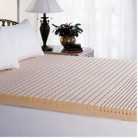 "Beautyrest 3.5"" Geo-Matt Foam Topper, Multiple Sizes - Walmart.com"