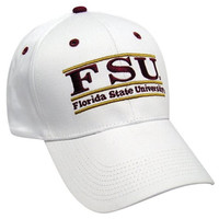 Florida State Seminoles The Game Classic Bar Adjustable Cap