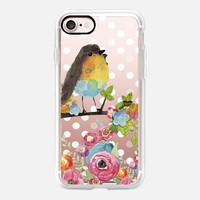 Bird iPhone 7 Capa by Li Zamperini Art | Casetify