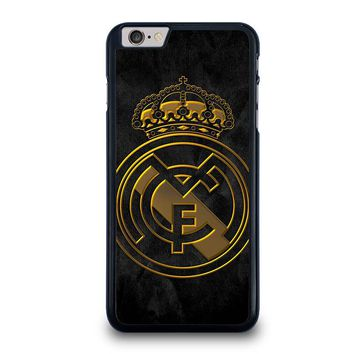 REAL MADRID GOLD iPhone 6 / 6S Plus Case Cover