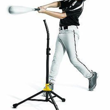 Baseball Batting Tee Adjustable Hitting Practice Folding Travel Portable SKLZ