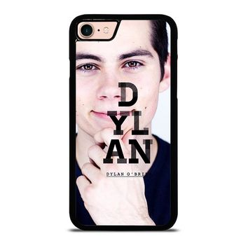 DYLAN O'BRIEN iPhone 8 Case Cover
