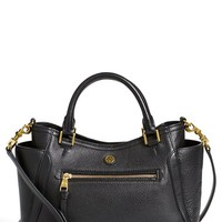 Tory Burch 'Small Frances' Leather Satchel