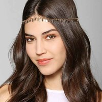 Little Leaves Chain Headwrap- Gold One