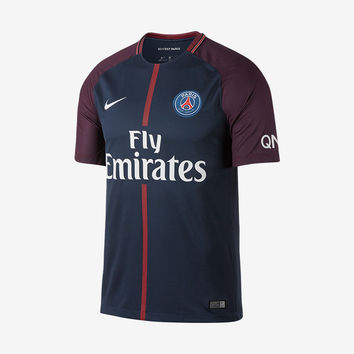 PSG 2017-18 Home Jersey
