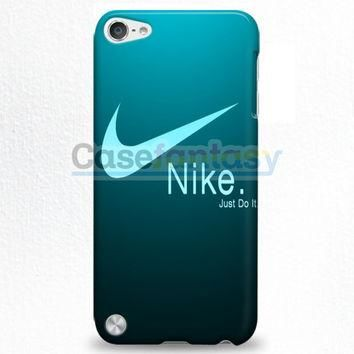 Nike Vs Adidas Galaxy iPod Touch 5 Case | casefantasy