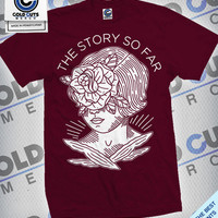 "Cold Cuts Merch - The Story So Far ""Flower Face"" Shirt"