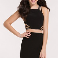 Alyce 4470 Two Piece Dress with Cut Outs