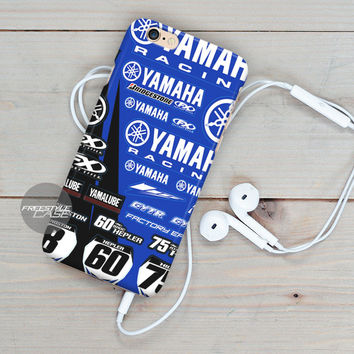 Absolute Art Yamaha Racing Team iPhone Case Cover Series