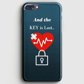 Key Is Lost iPhone 8 Plus Case