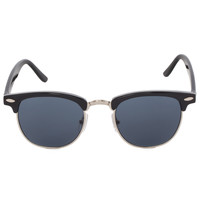 Moonlight Drive Sunglasses - Silver