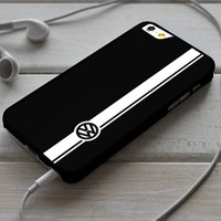Volkswagen White Stripes iPhone 4/4s 5 5s 5c 6 6plus 7 Case
