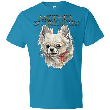 Chihuahua Shirt For Women, Girls - Mother of Chihuahuas