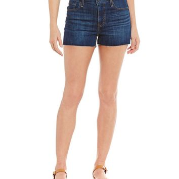 Levi´s® High Rise Woven Stretch Cutoff Denim Shorts | Dillards