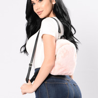 Furever Yours Backpack - Pink