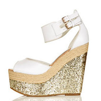 WHIRLWIND Espadrille Wedges - Wedges - Heels  - Shoes