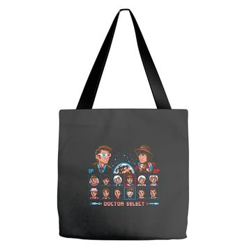 doctor fighter Tote Bags