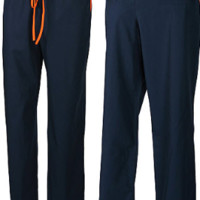 Denver Broncos Scrub Pants and NFL medical scrubs