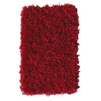 Home Decorators Collection Ultimate Shag Red 8 ft. x 10 ft. Area Rug-2987870110 at The Home Depot