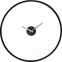 Floating Wall Clock in Clocks | Crate and Barrel