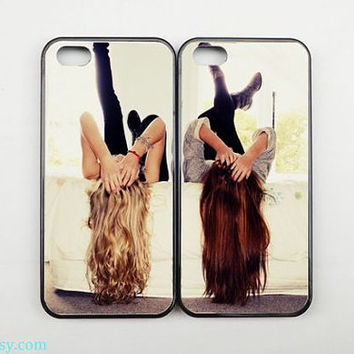 Couples Case,Best Friends Phone case, iPhone 5 case,iPhone 5C case,iPhone 5S case,iPhone 4 case,Samsung galaxy S3 S4 S5 case