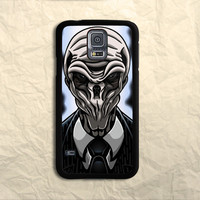 Doctor Who The Silence Samsung Galaxy S5 Case