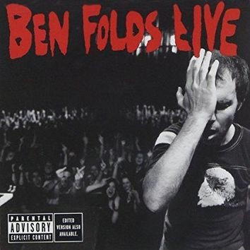 Ben Folds - Ben Folds Live                                                                                                                                                                    Explicit Lyrics