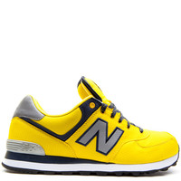 Shoes - New Balance Windbreaker 574 - Yellow - DTLR - Down Town Locker Room. Your Fashion, Your Lifestyle!