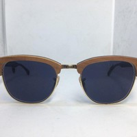 Ray-Ban Sunglasses RB3016M 1180R5 Clubmaster Wood Brown