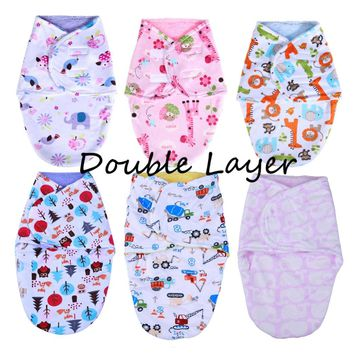 6 Styles Winter Envelope for Newborns Baby sleeping bag Wrap Swaddling Blanket Envelope in a stroller Sleeping Sack for Newborn