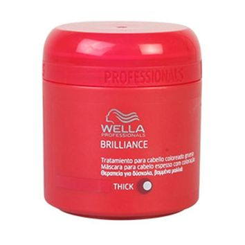 Wella - BRILLIANCE mask coarse hair 150 ml